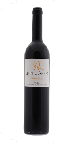 Quinto Arrio Crianza Rioja