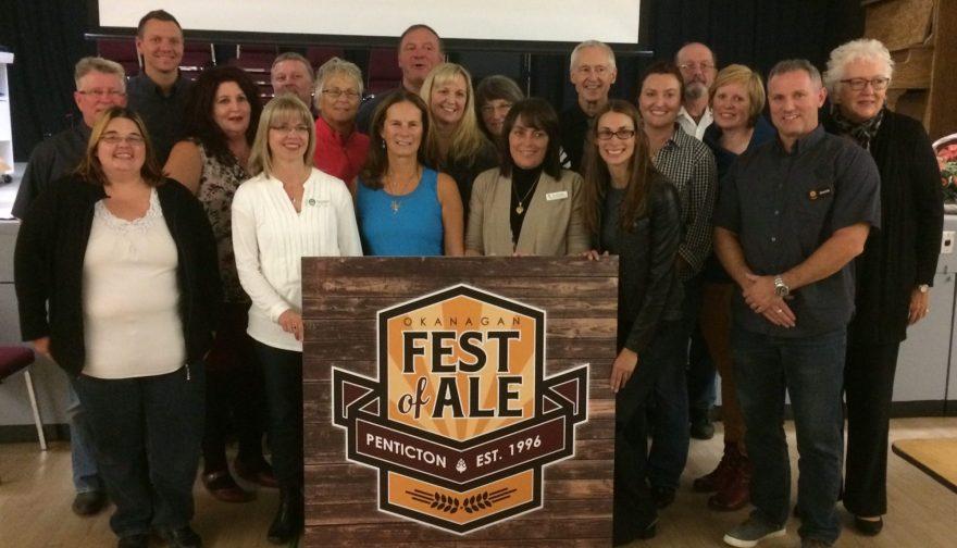 2016 Charity Grant Recipients - Okanagan Fest of Ale