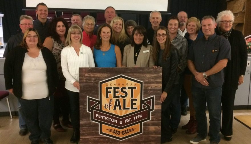 2016 Charity Grant Recipients - Okanagan Fest of Ale
