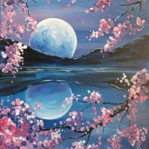 tavaszi hold