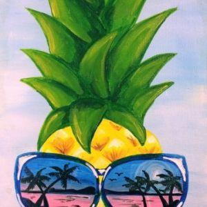 Vagány ananász