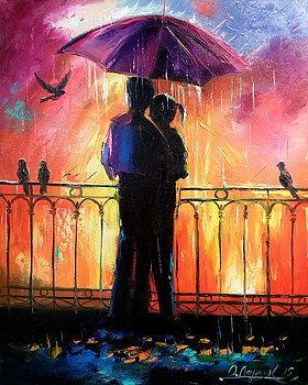 Eső és romantika