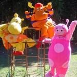 personagem para festa infantil BACKYARDIGANS