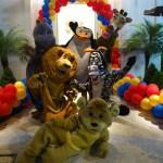 personagem para festa infantil Madagascar