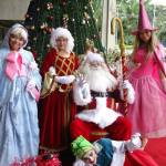 personagem pra festa infantil A turma do Noel Papai Noel Mamãe Noel e Duendes