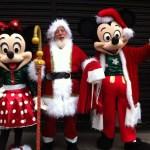 personagem infantil para festas A Turma do Mickey no Natal