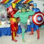 personagem infantil hulk