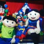 personagem para festa infantil Show da Luna
