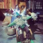 Personagem para festa infantil magico de oz Mágico de Oz