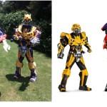personagens para festas Transformers
