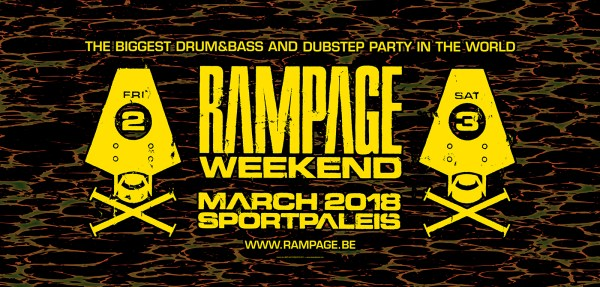 Rampage Weekend Featured Photo 2018