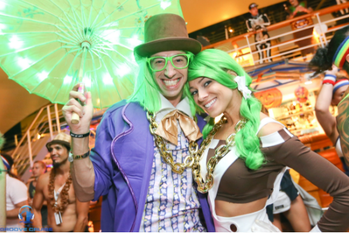 Groove Cruise Cabo 2017 Pictures