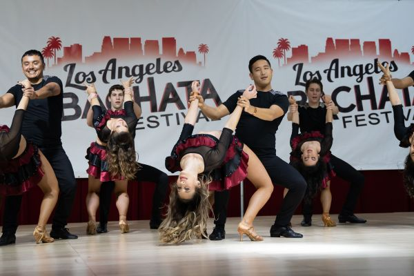 The Los Angeles Bachata Festival Heats Up a California Winter