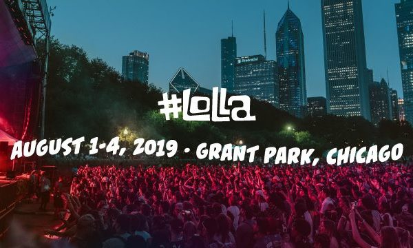 Let the Lolla Craze Begin!