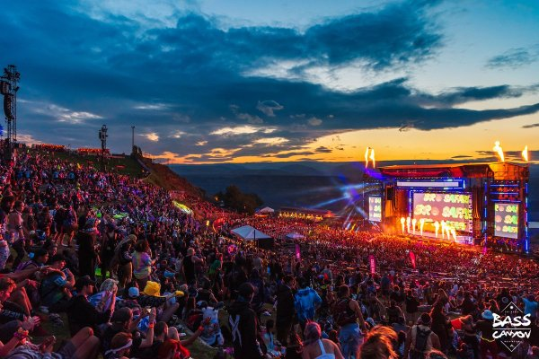 Bass Canyon: A Headbanger's Heaven