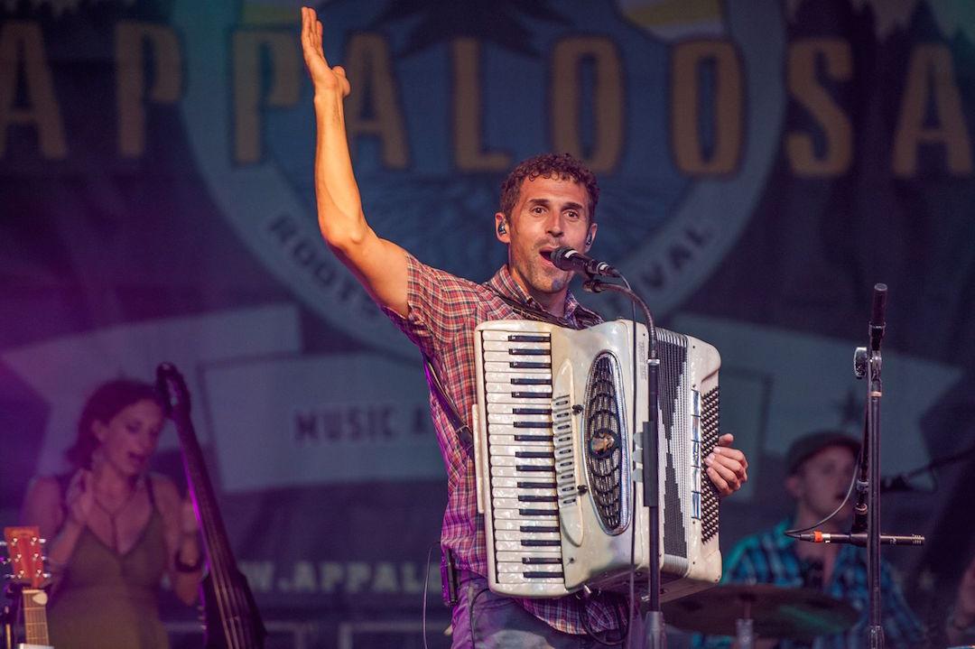 Appaloosa Music Festival   Scythian
