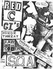 GI's. Minor Threat, L&O and others