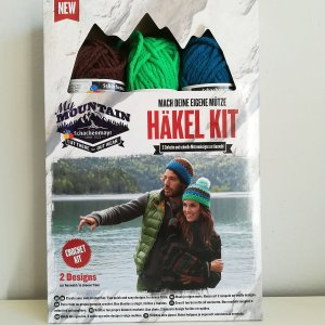 CROCHET KIT GORRO