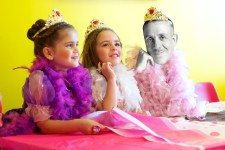 Poulenc's Princess Party