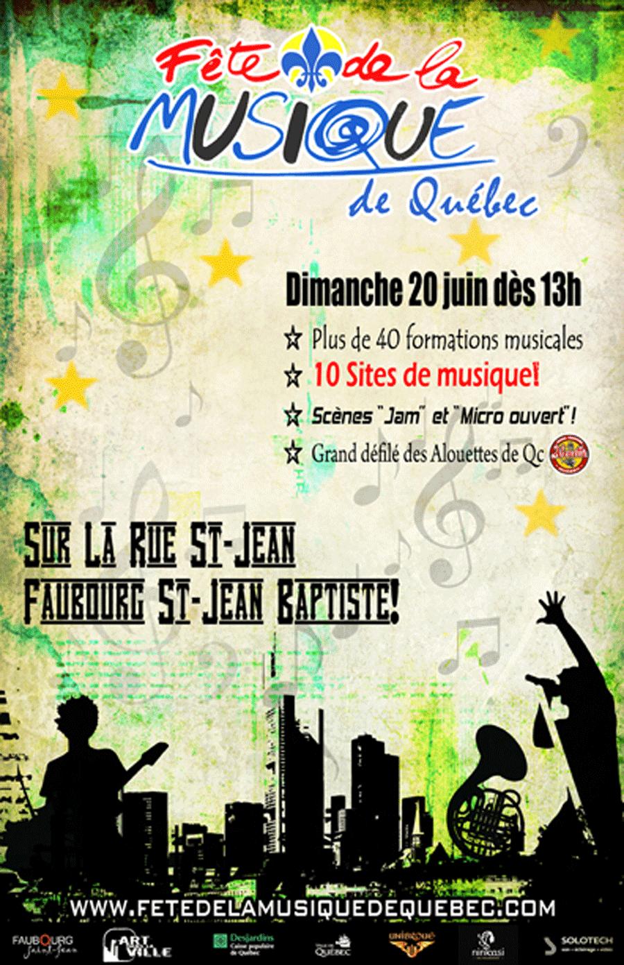 Affiche FMQ2010