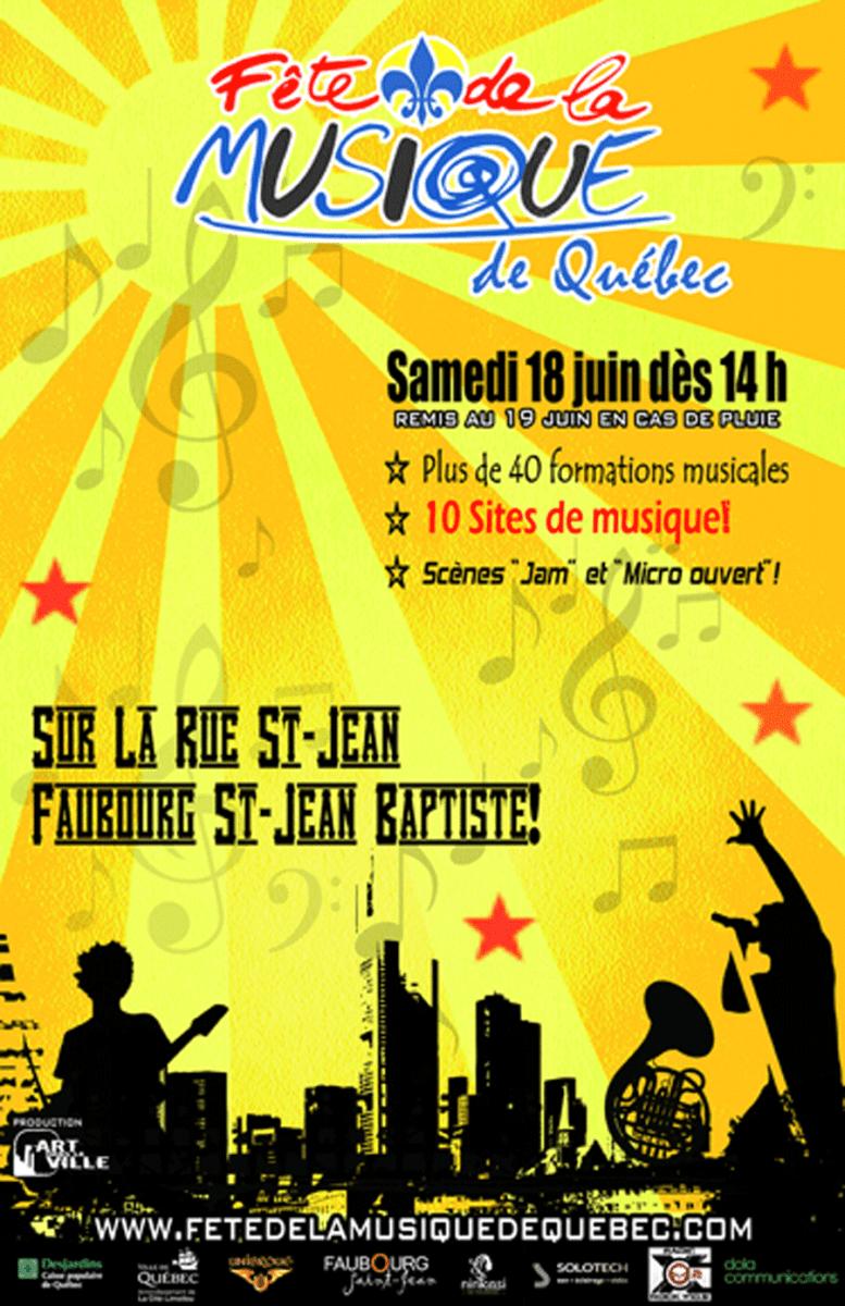 Affiche FMQ2011