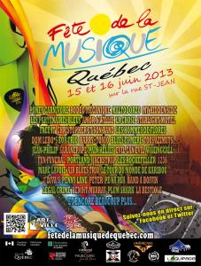 Affiche FMQ2013