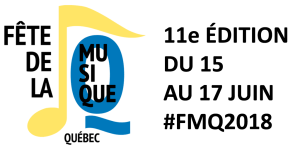 Fête de la musique de Québec 2018