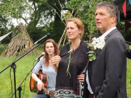 Anna Fernhout, Barbe Messing en Rob Zakee