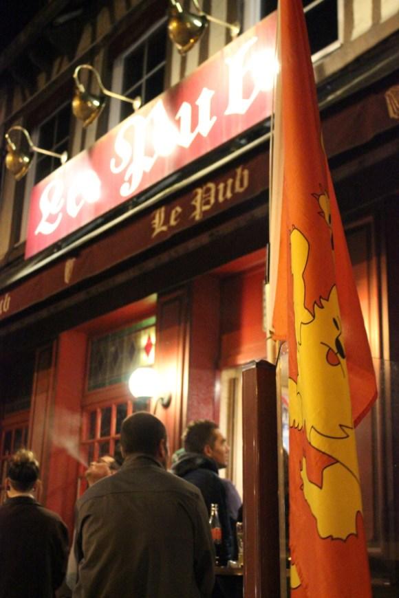 Pub Yvetot