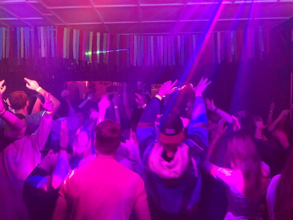 Fetensound Party DJ Lutz Scheffler