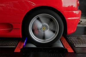 Ferrari Dyno Testi