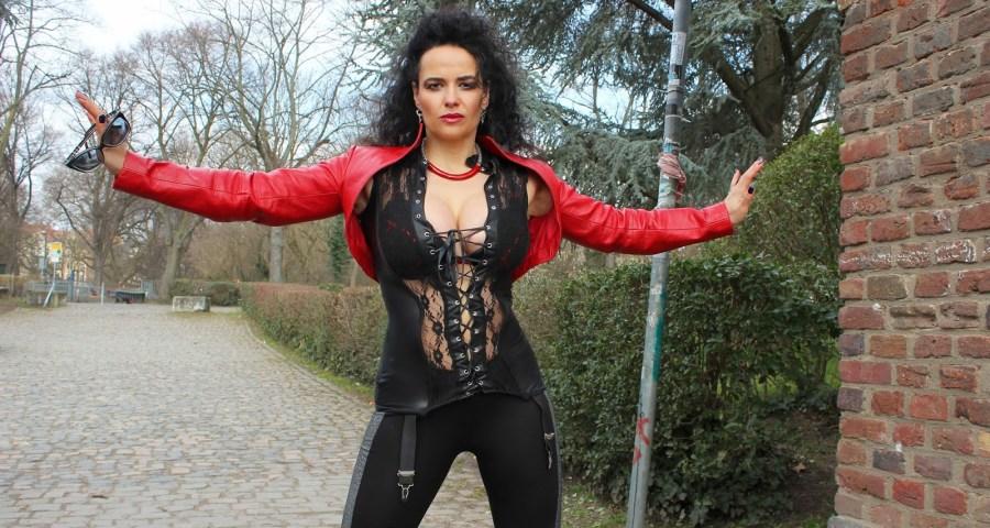 Fetisch Lady Köln - Outdoor