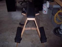 bdsm bench