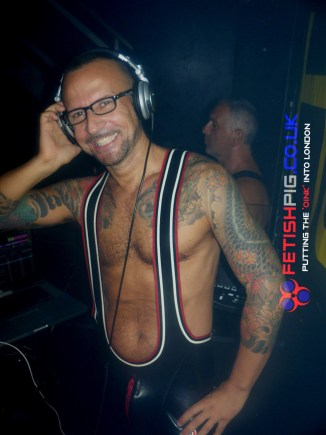 DJ TONY BRUNO