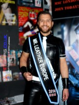 Mr Leather Europe