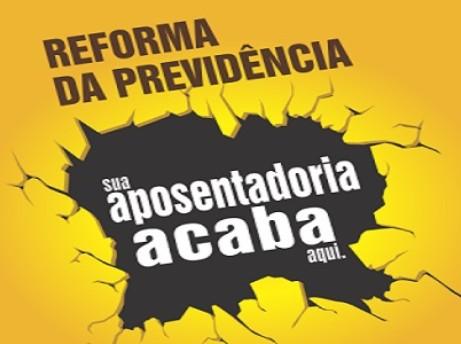 Dia 12 de julho é Dia Nacional de Mobilização contra a reforma da Previdência