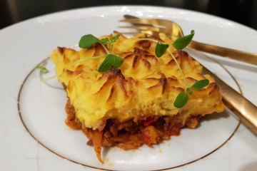 Lavkarbo cottage pie!