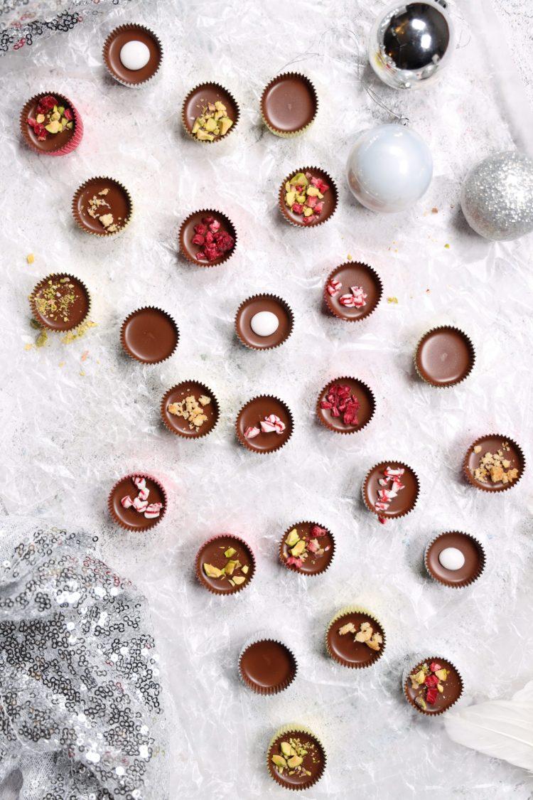 Issjokolade (Ischoklad - Keto, Sukkerfri)