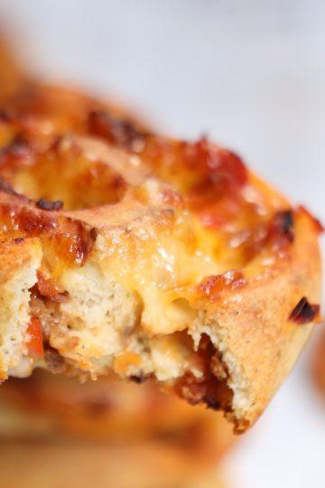 Pizzasnurrer! (Keto, Glutenfri)