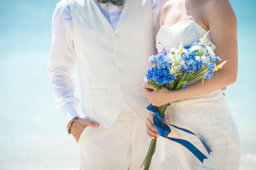 国際遠距離恋愛を乗り越えて結婚したカップル
