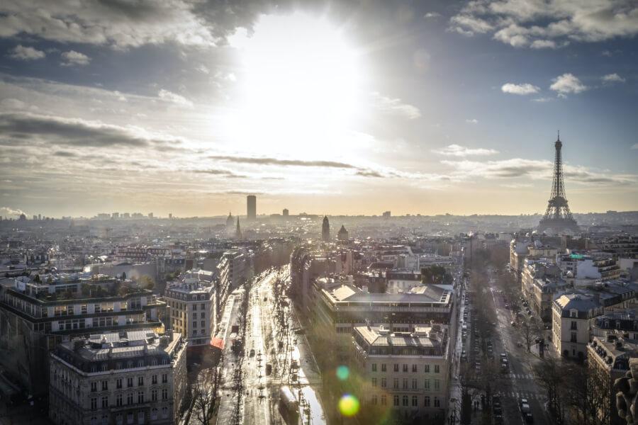 La France - Paris