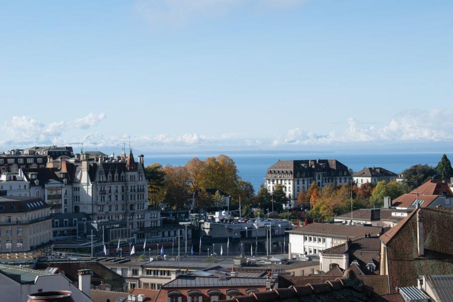Suisse - Lausanne