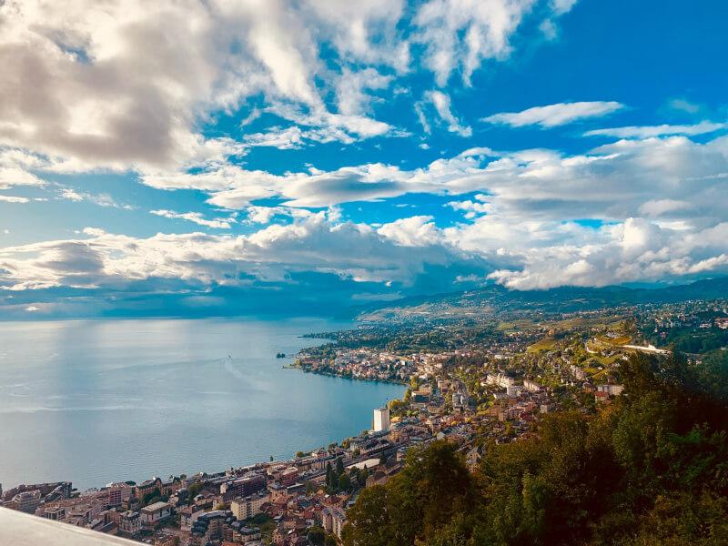 Suisse - Montreux