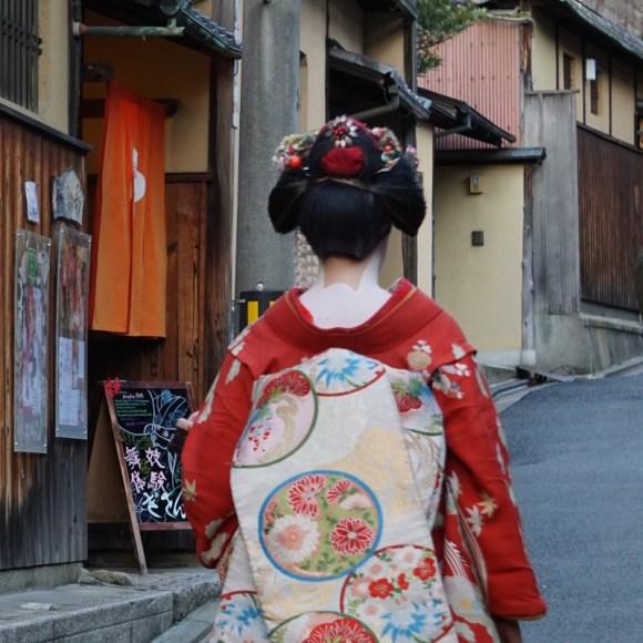 Geisha Makeover Japan