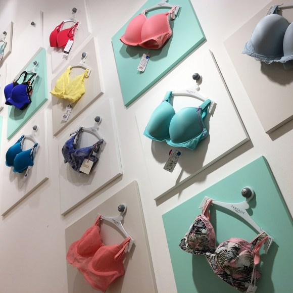 Bra Fitting bei Dessous Avenue