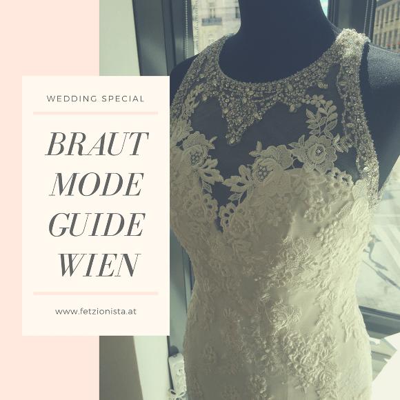 Brautmode-Guide Wien