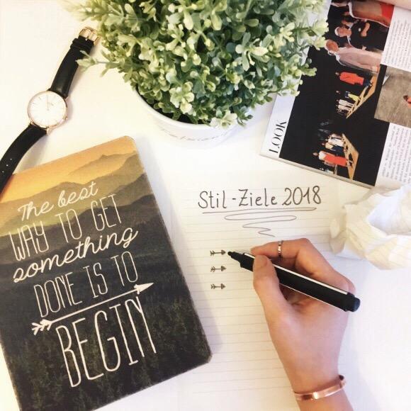 Stil-Ziele 2018