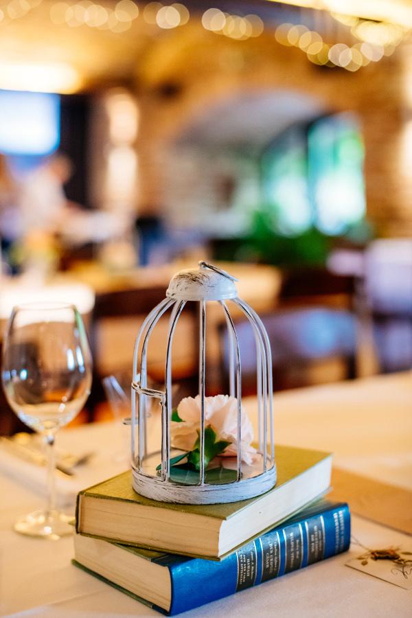Tischdeko Hochzeitsdeko Wien