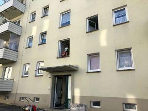 Wohnungsbrand Heinrich-Scherer-Platz