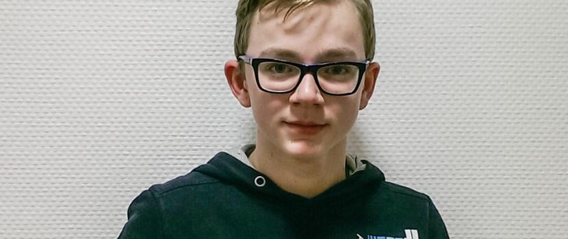 Jugendfeuerwehrmann des Jahres 2014